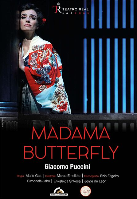 MADAMA BUTTERFLY - TEATRO REAL, MADRID 2018/2019